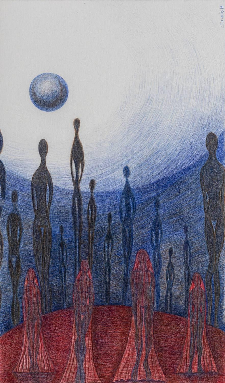 Die reglosen Menschen II