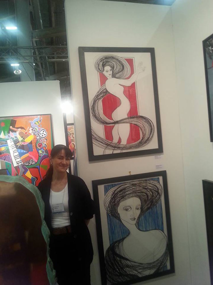 Artexpo New York, 2016