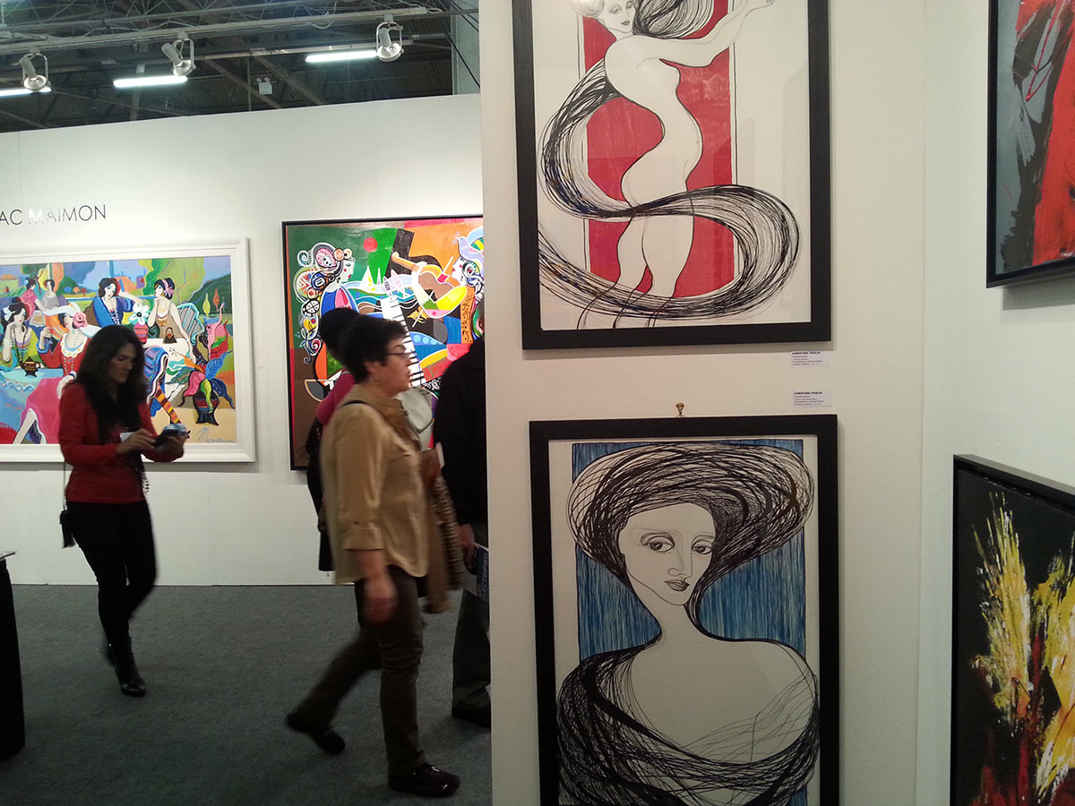 Artexpo New York, 2016