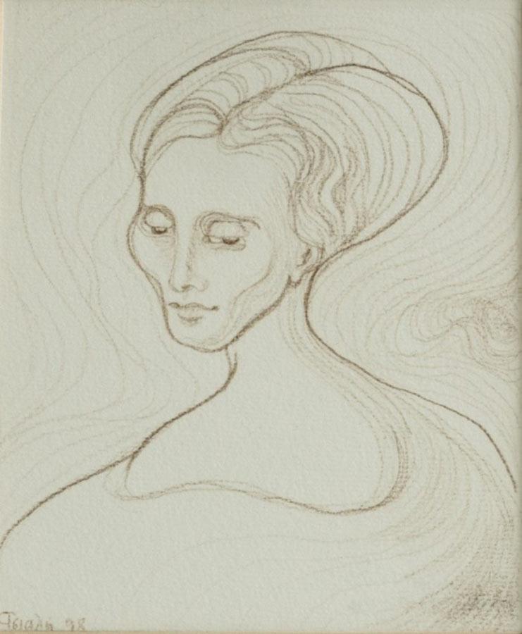Frauenpotrait, 1998