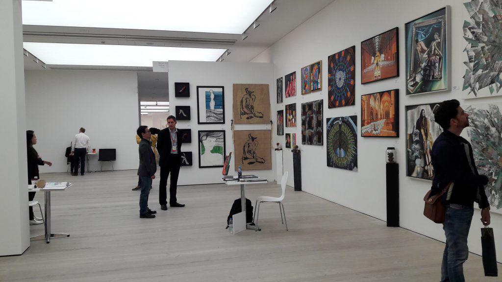 Saatschi Gallery London, 2017