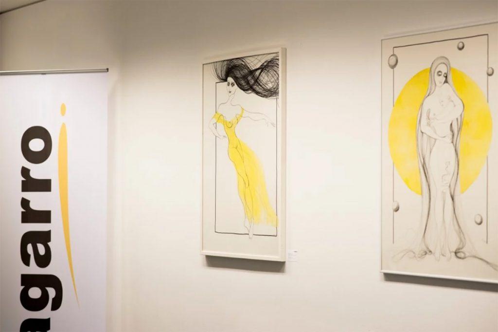 Kunstforum Nagarro Wien, 2017